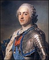 Louis XV est né à Versailles le 15 février 1710.