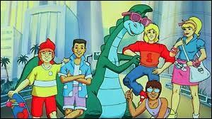Ce dinosaure héros d'un célèbre dessin animé, s'appelle Denver.