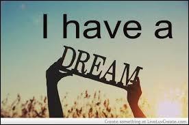 """""""I have a dream"""" est un discours qui fut prononcé par Nelson Mandela."""