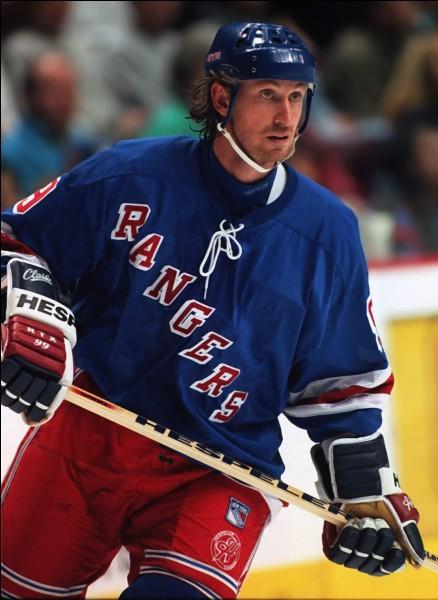 Wayne Gretzky était fan de quel joueur dans son enfance ?