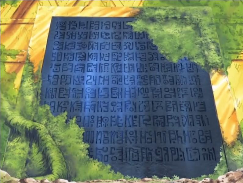 Combien y a-t-il de types de Ponéglyphes ?