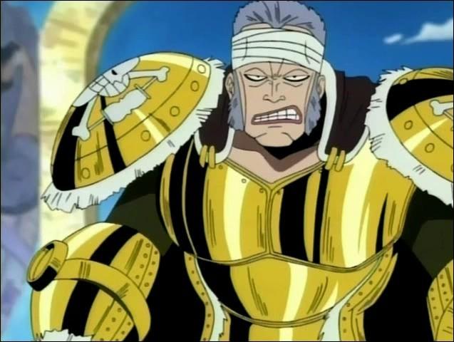 Quiz ''One Piece'' normal