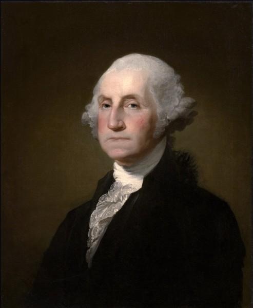 Années : 1789-1797Natif de : Virginie Parti : indépendant Fait : premier président des Etats-Unis De qui s'agit-il ?