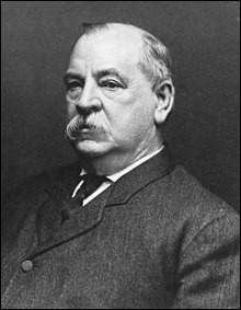Années : 1885-1889Natif de : New JerseyParti : démocrate Fait : premier président à avoir été shérif De qui s'agit-il ?