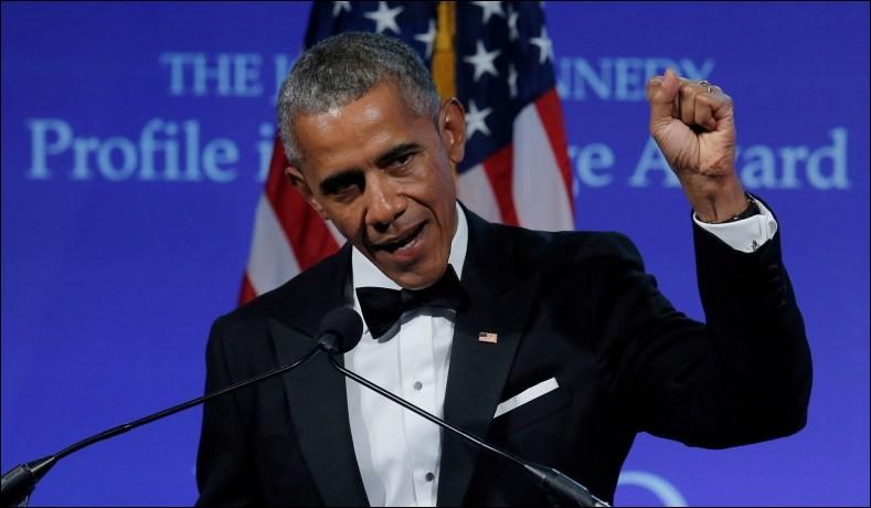 Années : 2009-2017Natif de : HawaïParti : démocrate Fait : assouplissement de l'embargo des Etats-Unis contre Cuba De qui s'agit-il ?