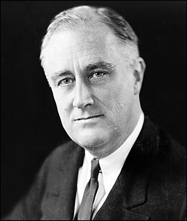Années : 1933-1945Natif de : New-York Parti : démocrate Fait : politique du New Deal De qui s'agit-il ?