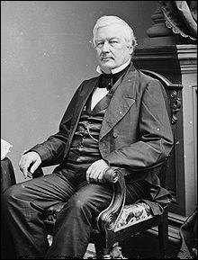 Années : 1850-1853Natif de : New-York Parti : whigFait : successeur de Taylor De qui s'agit-il ?