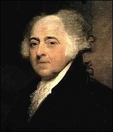 Années : 1797-1801Natif de : MassachusettsParti : fédéraliste Faits : premier président à résider à la Maison Blanche De qui s'agit-il ?