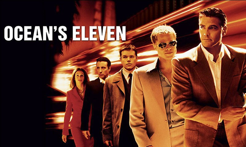 """Ocean's Eleven"" est un long-métrage interprété par Catherine Zeta-Jones."