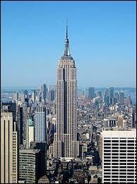 Chère Maman, je t'écris du haut de l'Empire State Building à....