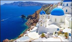 Salut Pierrot ! Me voici enfin arrivé en Grèce sur l'île de...