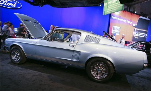 Quelle est cette voiture de rêve ?