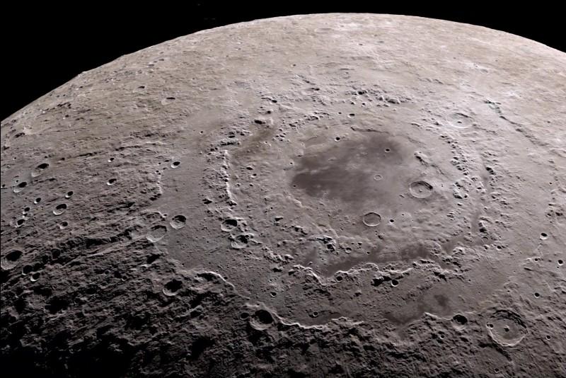 La Terre est la seule planète à avoir un satellite (Lune)