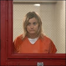 Pour quelle raison Piper Chapman a-t-elle été incarcérée ?