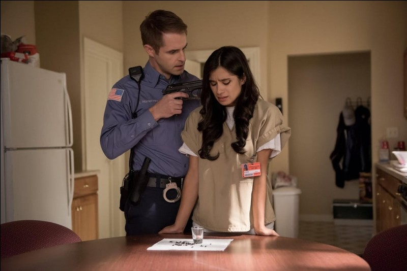 Le gardien Humphrey a forcé Maritza Ramos à manger ...