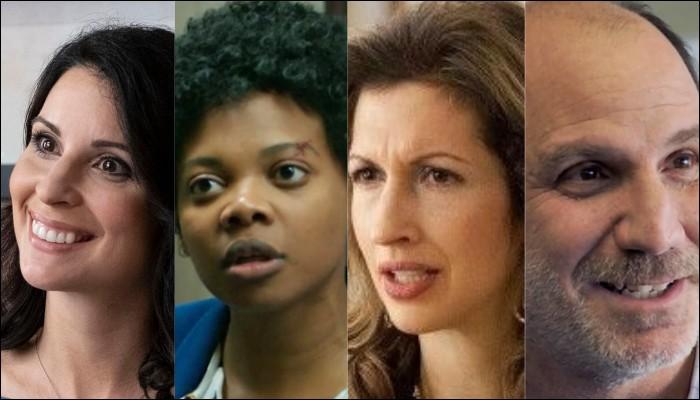 Parmi ces personnages, lequel n'a jamais été directeur de la prison de Litchfield ?