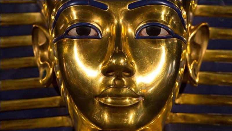 En quelle année le trésor de Toutânkhamon fut-il découvert ?