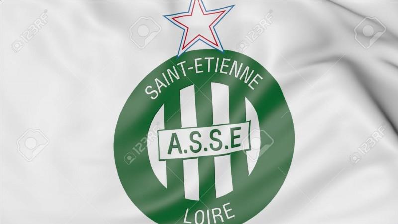 Combien de championnats de France l'ASSE a-t-elle gagnés ?