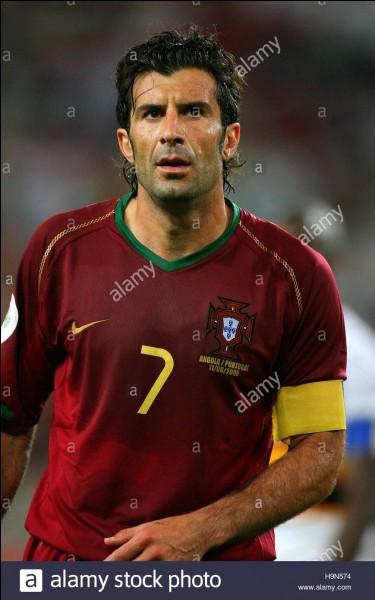 Dans quel club, Luís Figo n'a-t-il pas joué ?