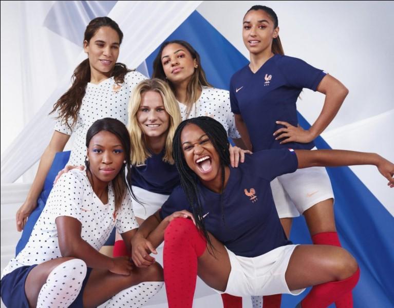 Quelle joueuse française de l'équipe de France féminine 2019 est la plus jeune ?