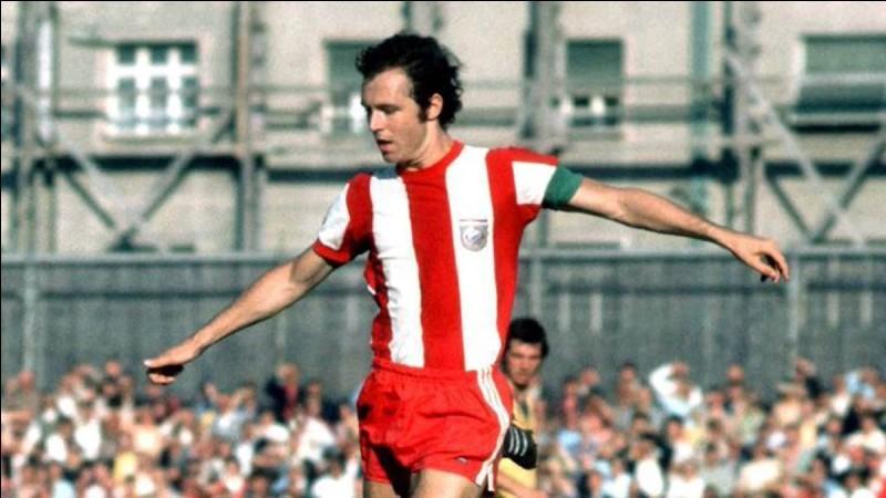 Combien de buts Franz Beckenbauer a-t-il marqués durant sa carrière ?
