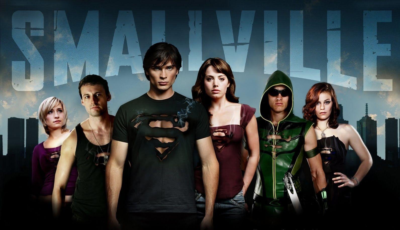 Smallville (3) les acteurs