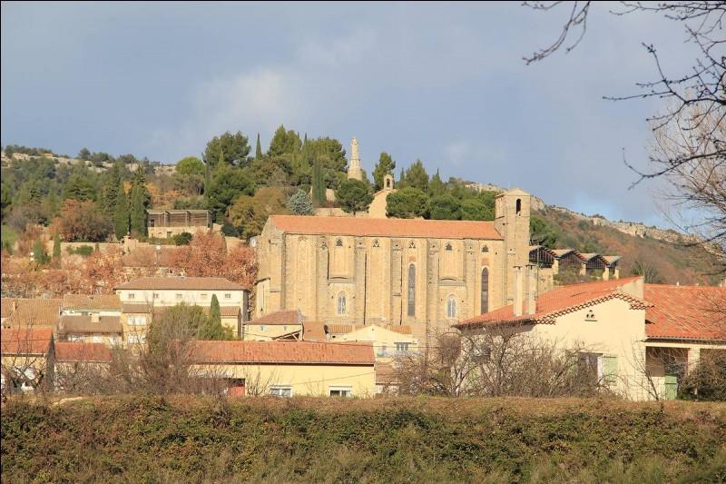 Dans quel département se situe Laudun-l'Ardoise ?