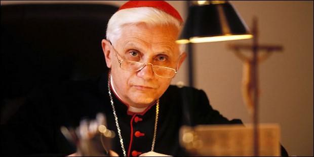 Par quelle race de chien était surnommé le cardinal de Ratzinger ?