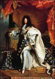 Quel roi a été surnommé le Roi-Soleil ?