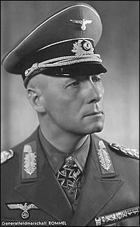 Quel nom d'animal a servi de surnom à Erwin Rommel ?
