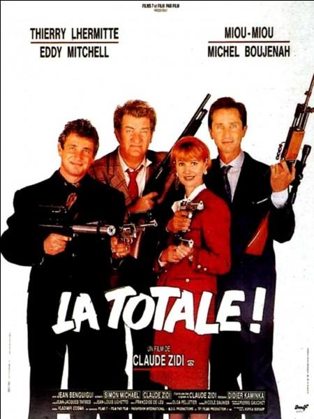 """Quel est le titre du remake américain du film français """"La Totale"""" ?"""