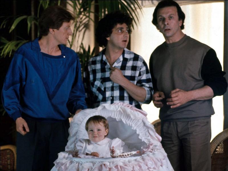 """Quel est le remake américain du film """"Trois hommes et un couffin"""" ?"""