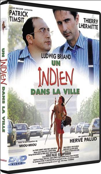 """Comment s'appelle le remake américain du film """"Un Indien dans la ville"""" ?"""