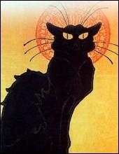 """Quel écrivain a écrit """"Le Chat noir"""" ?"""