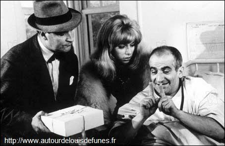 """Qui a réalisé le film """"Des pissenlits par la racine"""" en 1964 ?"""