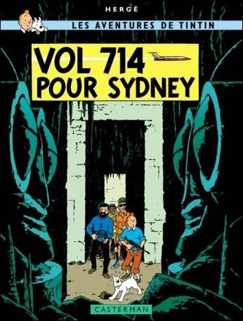 Quel est un des pays visités par Tintin cours de cette aventure ?