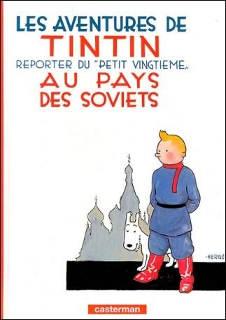 Quel est l'un des pays visités par Tintin au cours de cette aventure ?