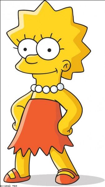 Lisa a combien d'amis ?