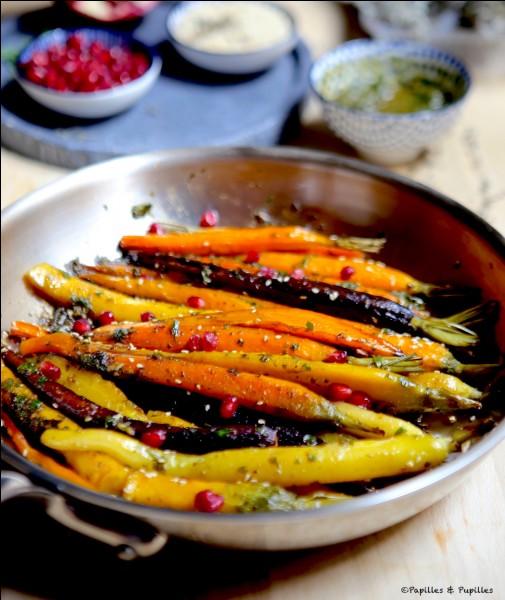 Il y a longtemps que les carottes sont présentes dans nos jardins et dans nos assiettes. Mais quelle était leur couleur d'origine ?