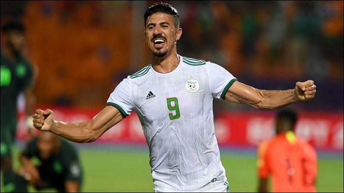 Dans quel club évolue Baghdad Bounedjah ?