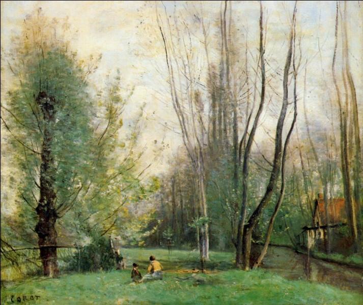 """Le paysage """"Matin près de Beauvais"""" est l'œuvre de quel peintre ?"""