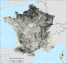 Saurez-vous situer ces communes ? (1844)