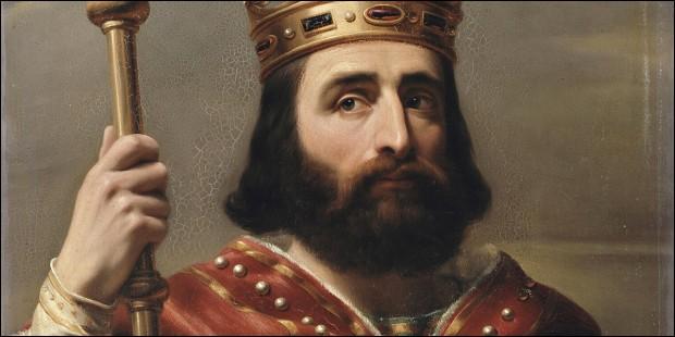Pépin le Bref était le fils de Charlemagne.