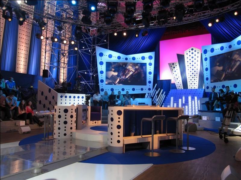 """L'émission """"On n'est pas couché"""" diffusée sur France 2 a débuté en 2007."""
