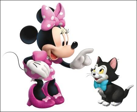 """Dans quel dessin-animé """"Figaro, le chat de Minnie"""", a-t-il d'abord fait une apparition ?"""