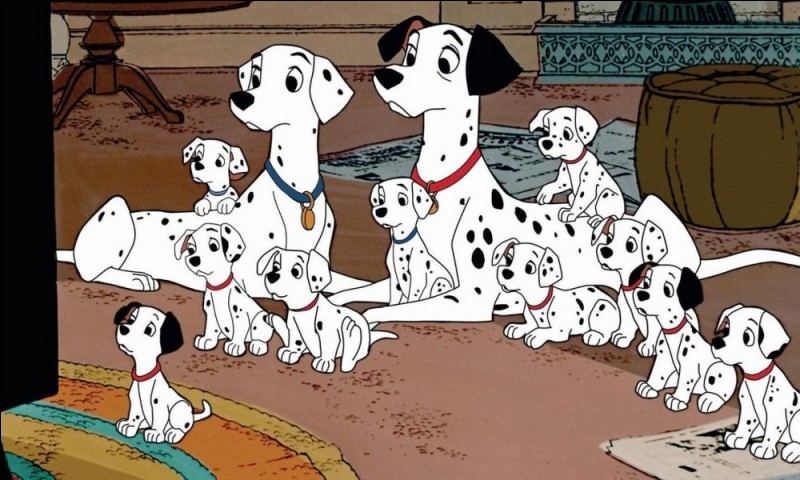 """Peut-on voir un chat dans """"Les 101 Dalmatiens"""" ?"""