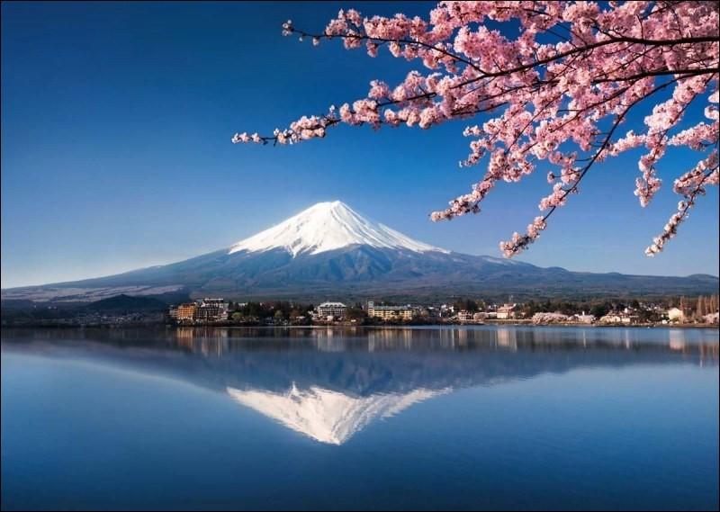 Pays : Japon Hauteur : 3 776 mMassif : HonshūPremière ascension : 663. En no GyōjaQuel est ce sommet ?
