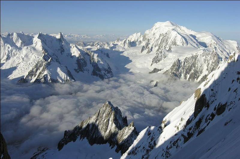Pays : France Hauteur : 4 122 m Massif : Massif du Mont-Blanc Première ascension : 1865. Edward WhymperQuel est ce sommet ?