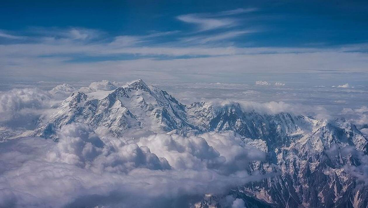 Les sommets du monde