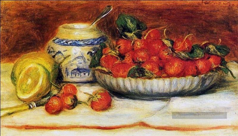 Quand les peintres ramènent leurs fraises !